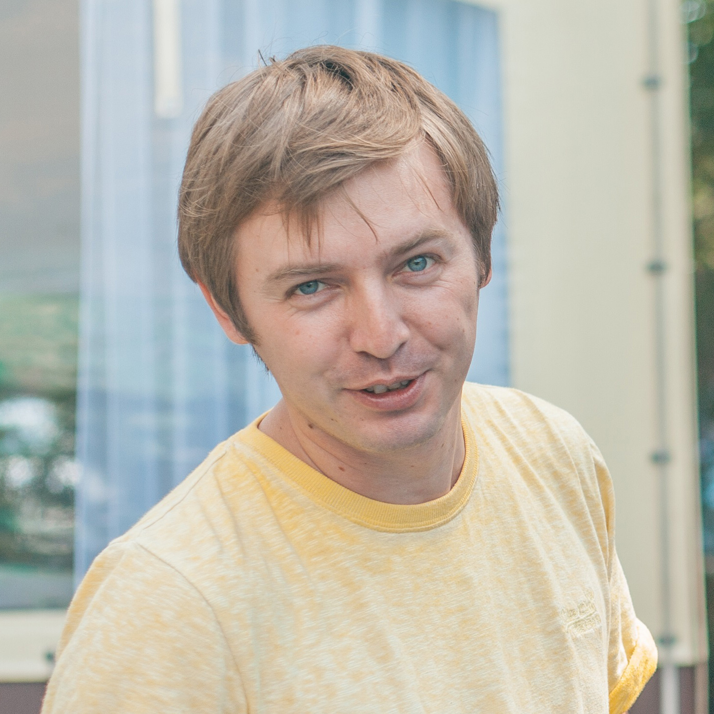 Антон Самарин