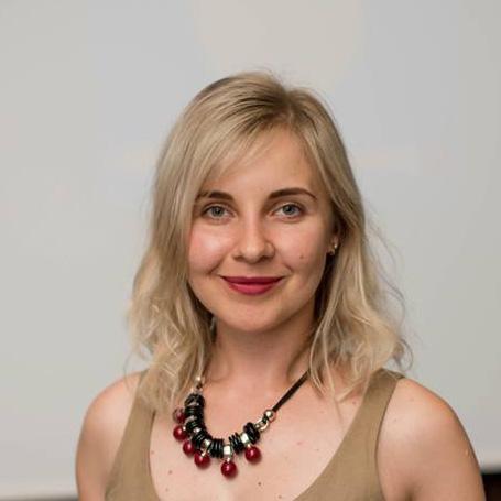 Анастасия Судиловская
